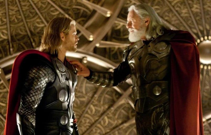 Thor y Odin