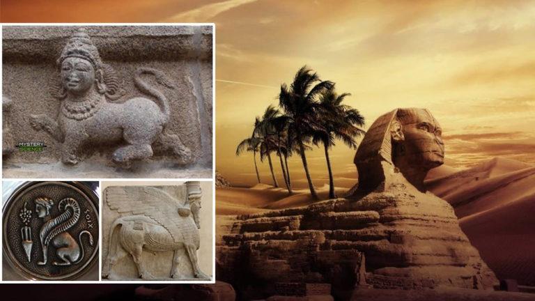 Esfinges: Guardianes de lugares antiguos sagrados