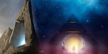 Portales cósmicos, puertas estelares de los dioses