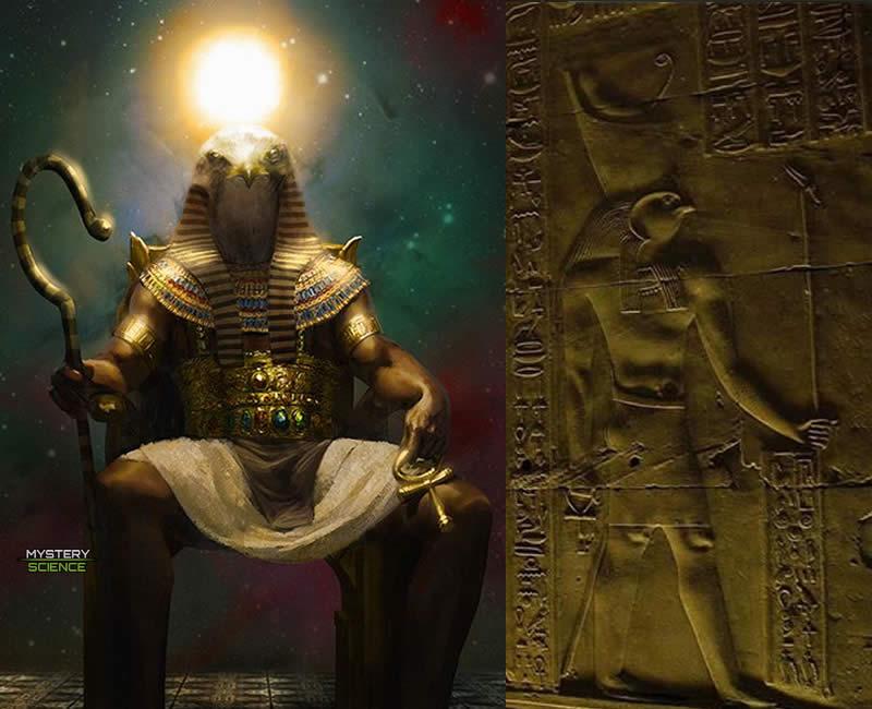 Los Shemsu Hor eran reyes semidivinos, conocidos como los seguidores de Horus