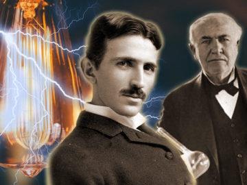 La rivalidad entre Edison y Tesla que cambió la historia
