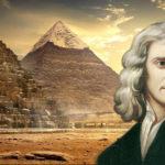 Isaac Newton creía que la fecha del Apocalipsis estaba codificada en las Pirámides de Egipto
