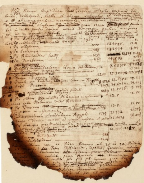 Newton y las piramides apocalipsis