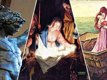 Niños nacidos con origen divino en culturas del mundo