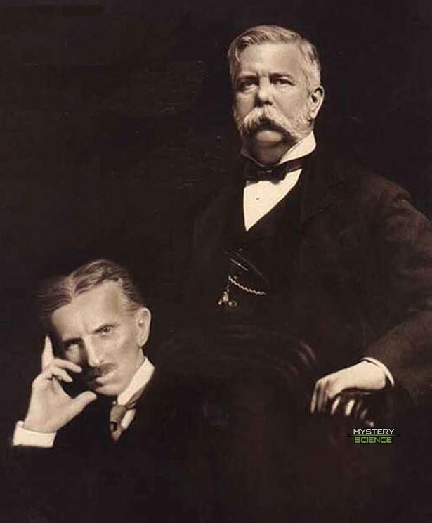 War of currents Tesla Westinghouse