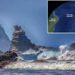 Misterioso fenómeno está ensanchando el océano Atlántico y alejando varios continentes
