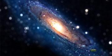 Descubren estructura circular bajo la Vía láctea