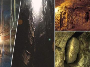 Misterios subterráneos: cavernas y túneles con características inexplicables