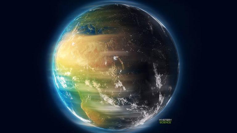 La Tierra está girando más rápido de lo que lo ha hecho en 50 años