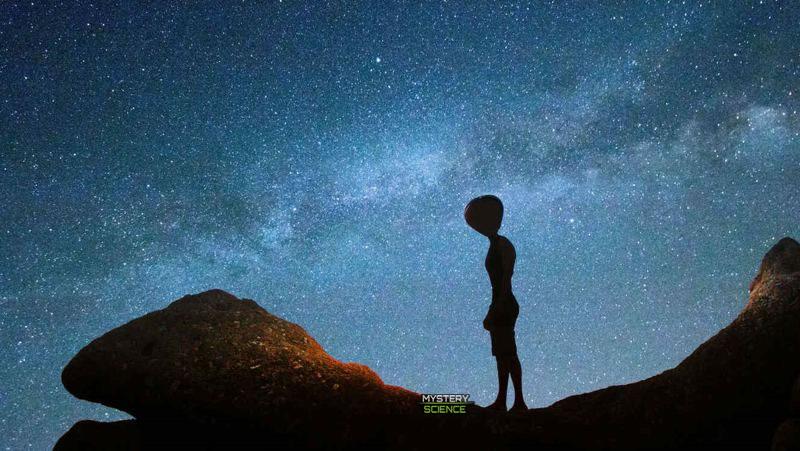 Existe vida extraterrestre inteligente en la vía láctea