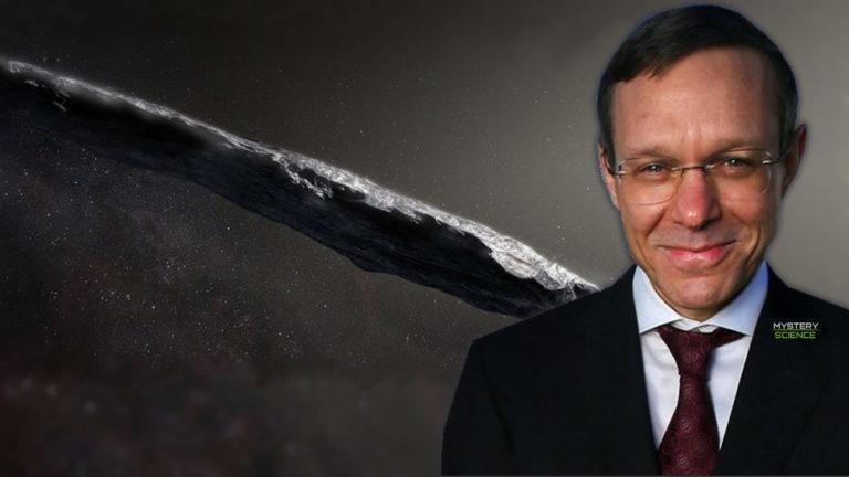 Astrónomo de Harvard insiste en que objeto interestelar es «tecnología alienígena avanzada»