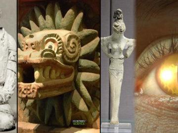 La conexión reptiliana con culturas ancestrales
