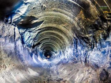 Los enigmas del pozo más profundo del planeta
