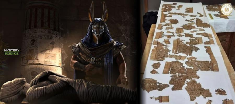 Libro de los muertos Egipto