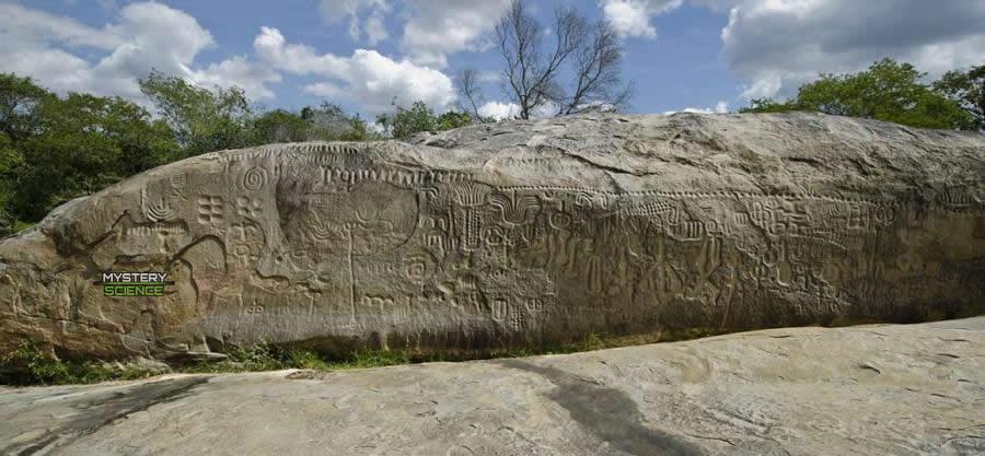 Pedra do Ingá