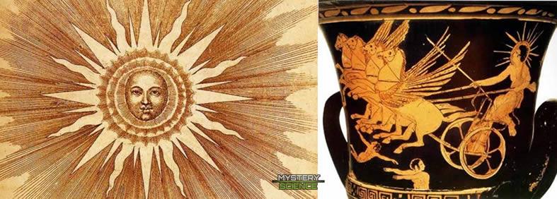 Sol cultura romana y griega