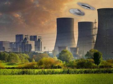 ¿Por qué los OVNIs son atraídos hacia las centrales nucleares?