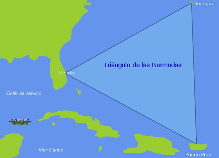 Desaparicones en el Triángulo de las Bermudas