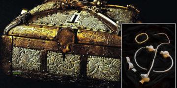Descubren un tesoro vikingo de más de 1.000 años