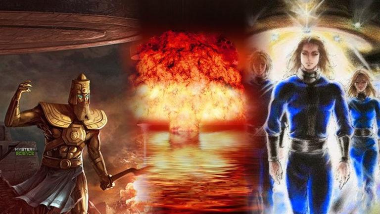 La ancestral guerra entre dos razas alienígenas: Anunnakis vs Pleyadianos