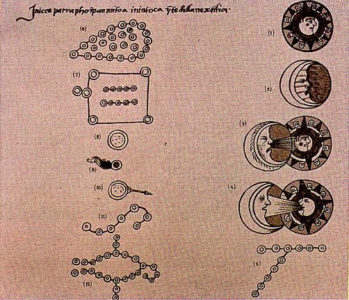 Las Pléyades eran conocidas para los Aztecas como Tianquiztli