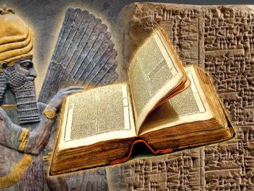 Las sorprendentes semejanzas entre los textos sumerios y los relatos bíblicos