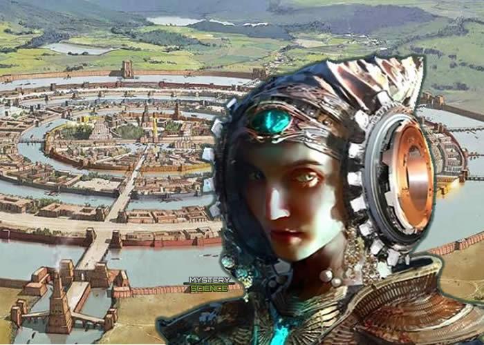 Investigadores han propuesto que la dama habría sido una descendiente de unos colonizadores de la Atlántida en esa región de Iberia
