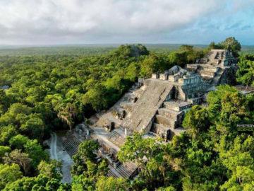 Hallan más de 8 mil reliquias arqueológicas en la ruta del Tren Maya en México