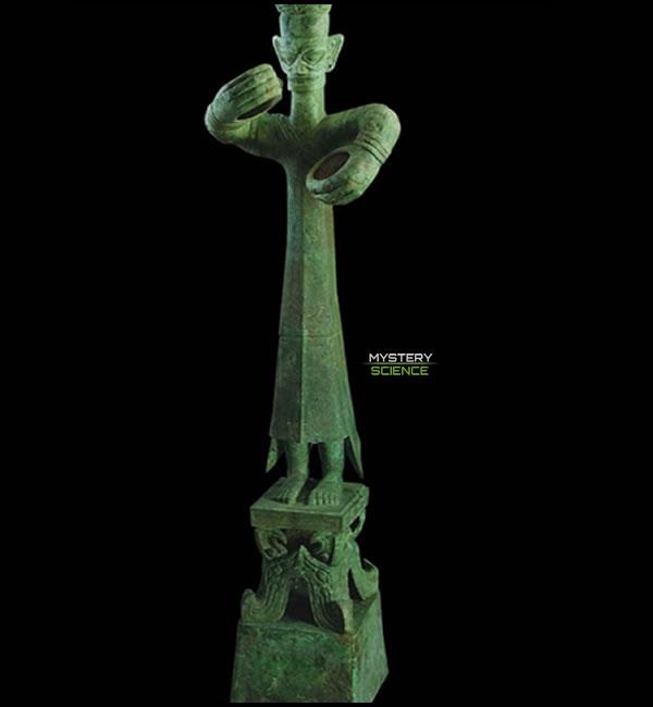 Artefactos de Sanxingdui