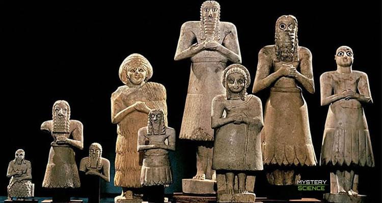 Reyes Sumerios antediluvianos