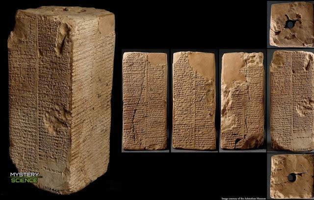 La Lista de los Reyes Sumerios registra las duraciones de los reinados de Sumeria. La sección inicial se ocupa de los reyes antes del diluvio y es significativamente diferente del resto