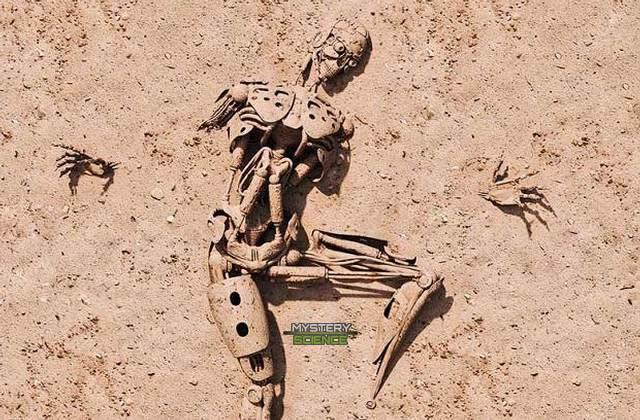 Robots en la antiguedad