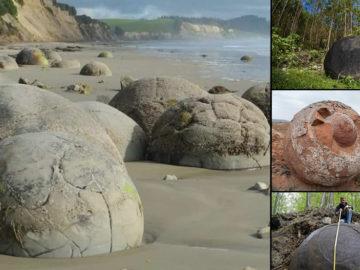 El enigma de las esferas de piedra esparcidas por todo el mundo