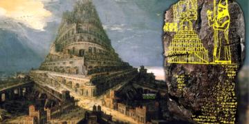 Antigua tablilla hallada en Babilonia revela que la Torre de Babel si existió