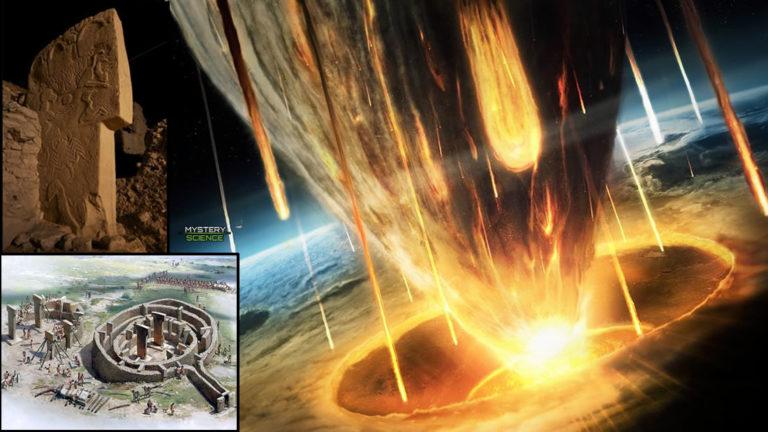¿Existió una antigua civilización avanzada que fue destruida por el impacto de un cometa?