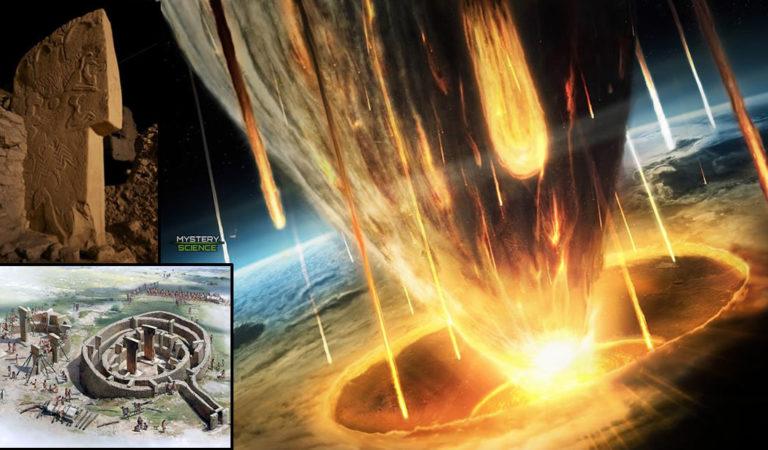 ¿Una antigua civilización desconocida fue destruida por el impacto de un cometa?