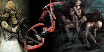 Los humanos deformes mencionados en los mitos sumerios