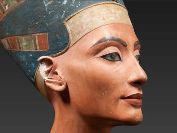 Expectativa ante el hallazgo de vestigios de la tumba de Nefertiti