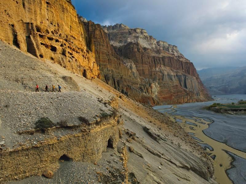 cuevas de 2000 años