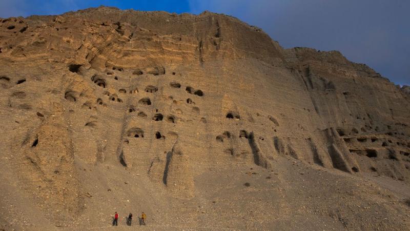 cuevas mustang himalayas