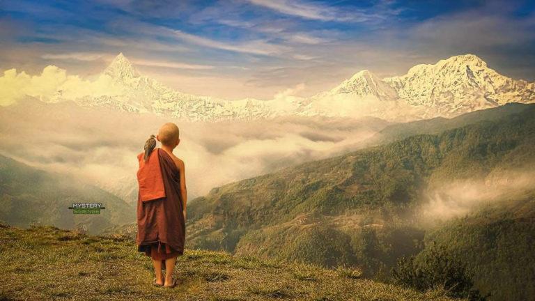 Cuevas de más de 2.000 años descubiertas en el Himalaya