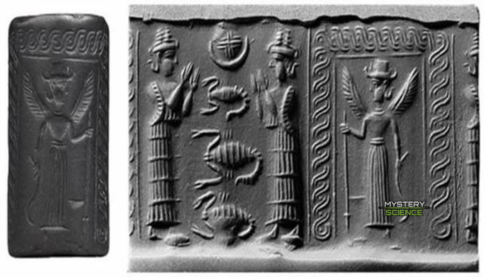 Inanna Sumerios