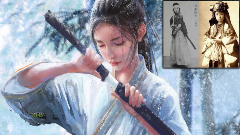 Mujeres Samurái: las intrépidas guerreras que Japón ocultó de su historia