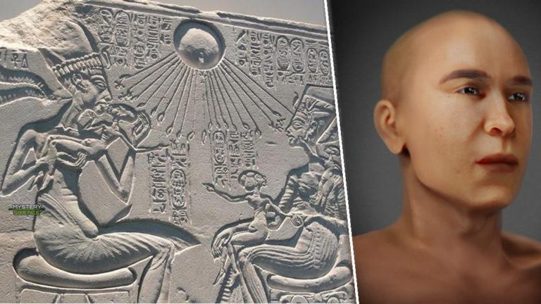 Científicos reconstruyen el rostro de un faraón que murió hace más de 3.000 años
