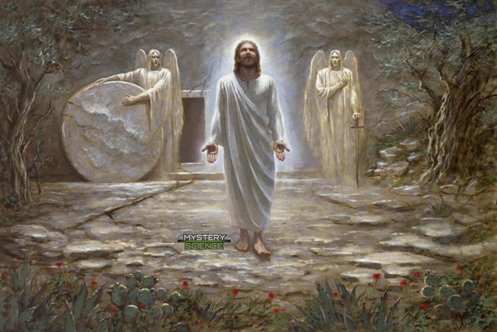 Jesús y Osiris similitudes