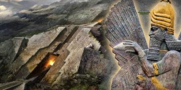 Las minas de oro Anunnaki en África
