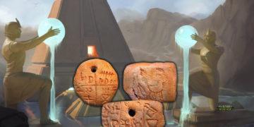 Las extrañas tablillas antiguas que narran el origen de la humanidad