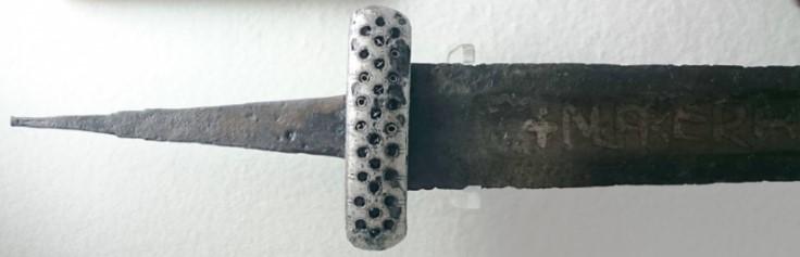 Espada Ulfberht encontradas en el territorio de los búlgaros del Volga