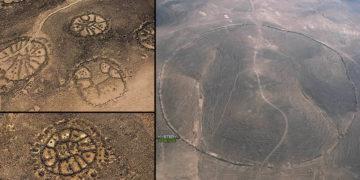 Enigmáticos círculos gigantes en el desierto de Jordania que desconciertan a los arqueólogos