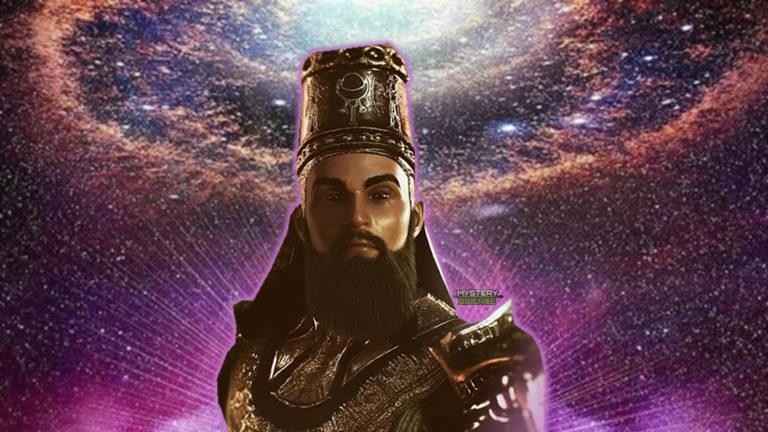 La leyenda del rey sumerio que ascendió al cielo
